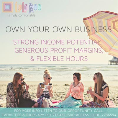 join LaLuRoe business opportunity